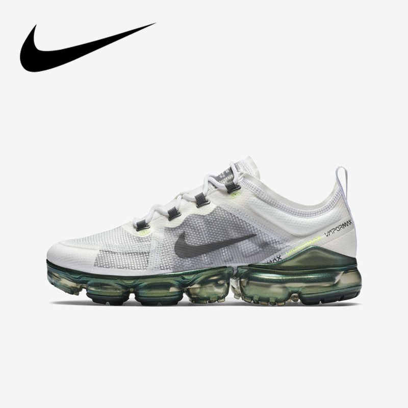 NIKE Air VaporMax Men's Running Shoes Sports Shoes Original Authentic Comfortable Outdoor Designer Sports Shoes New AT6810-100