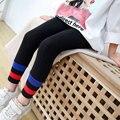 Одежда для маленьких девочек одежда с принтом из мультфильма детские джинсы детские штаны Летние повседневные джинсовые штаны джинсы для м...