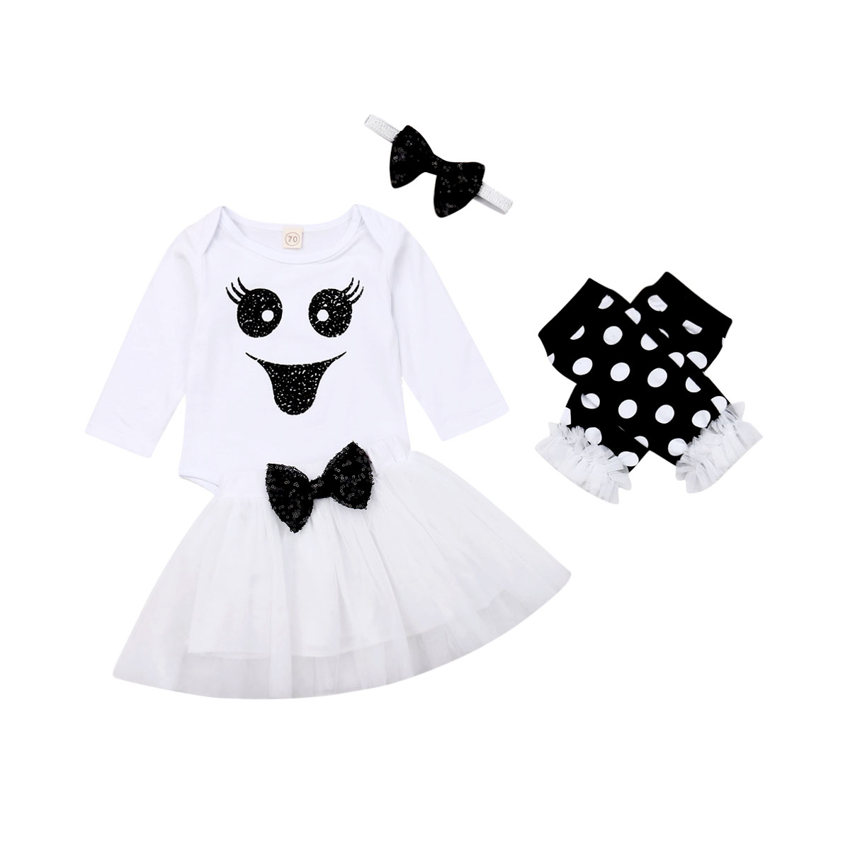 My 1st Easter Bunny Egg Fancy Dress Baby Girls Tutu Babygrow Romper Outfits Sets
