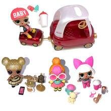 100% оригинальные куклы lol surprise кукла королева пчела Аниме