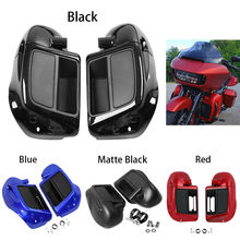 Motorcycle Lower Vented Fairing Lowers Kit For Harley Touring Road King Electra Glide Street Glide Road Glide 2014-2020
