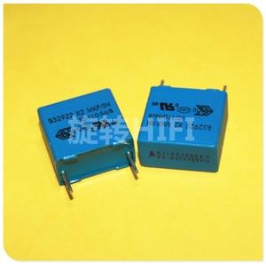 Image 1 - 20PCS Índia NOVA 305VAC 10% PCM15 B32922 B32922C3474K EPCOS 0.47UF MKP 474/305VAC 470nf/305v p15mm 470NF 474/305VAC U47