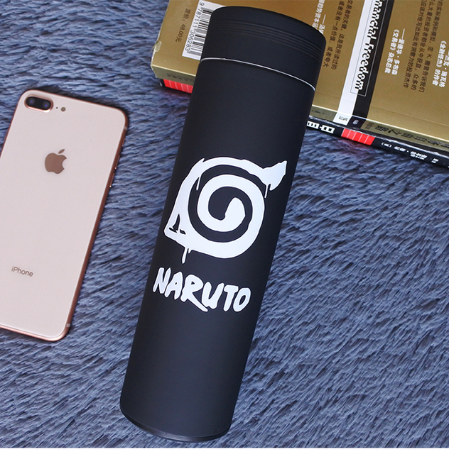 500ML STAINLESS STEEL NARUTO THERMOS (2 VARIAN)