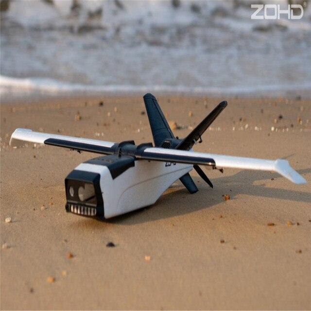 Nuovo Arrivo ZOHD Talon GT Rebel 40A w/5V 3A 1000 millimetri di Apertura Alare V-Coda BEPP FPV aerei RC Aereo Ala Volante PNP