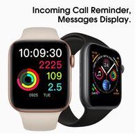 W54 Smart Watch Fitness Sports Health Bracelet Heart Rate Monitor Phone Talk Wirst Band Boold Pressure Tracker Smartband