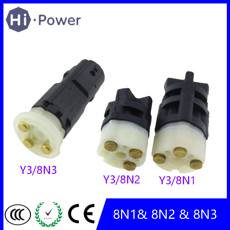 set 3pcs 722.9 Spend Sensor Y3/8N1 & Y3/8N2 & Y3/N3 Automatic Transmission Shift Solenoid For Mercedes Benz 722.9 TCU TCV 7G(China)