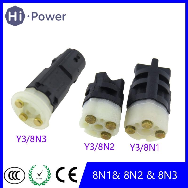 set 3pcs 722.9 Spend Sensor Y3/8N1 & Y3/8N2 & Y3/N3 Automatic Transmission Shift Solenoid For Mercedes Benz 722.9 TCU TCV 7G(China)