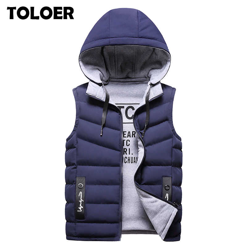 Down Jacket Cotton Vest Men Autumn Winter Couple Models Lightweight Sleeveless Coat Male Women Slim Fashion Thicken Waistcoats