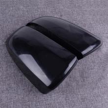 2 шт черный левый и правый крыло зеркало заднего вида крышка Чехол пластик подходит для BMW X5 X6 E70 2006 2007 2008 2009 2010 2011 2012 2013
