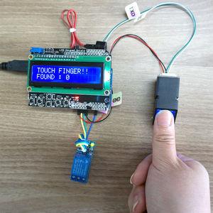 SAFE1 for Arduino Optical Fing