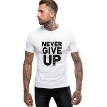 2019 never give up Mo Salah men tshirt youll Never Walk Alone male T-shirt liverpool summer casual fashion tee shirt clothing