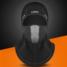 Practical Motorcycle Cycling Face Mask Ninja High Quality Breathable Thermal Fleece Cover With Active Carbon Filters