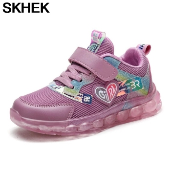 SKHEK Spring Brand Kids sneakers Boys Casual Children Sports Shoes for Girl Running Child Shoes Chaussure Enfant Girls shoes 2018 spring autumn new brand cartoon children sneakers sports running led lighted shoes kids cool cute boys girls shoes