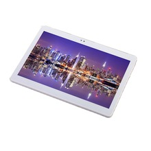 цена на 10.1 Tablet 10.1 Inch Screen Android 6.0 4GB + 64GB Octa Core Dual Camera Wifi Phablet WiFi Bluetooth Tablet PC
