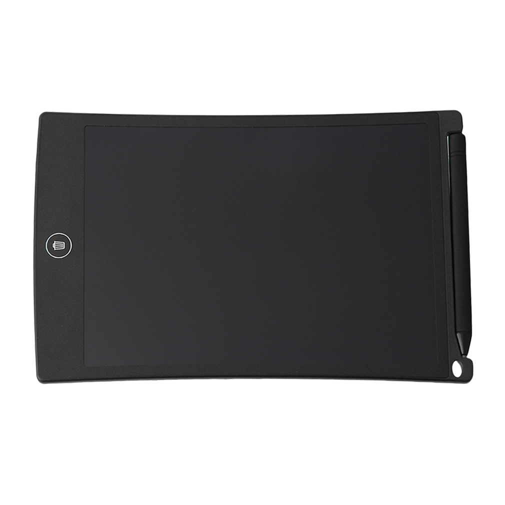 Portable 8.5 Inch LCD Writing Drawing Table Handwriting Board Bulletin Board Paperless Office Memo Board Writeboard