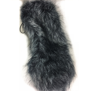 Image 5 - Outdoor Furry Windscreen Windshield Cover Muff for Sennheiser MKH416 P48U3 Microphone Blimp Kit MKH416 MKH 416 Mic Deadcat