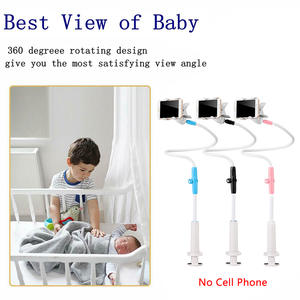 Stand Phone-Holder Bedside Play Baby's Activity Observe Practical Multifunction Universal