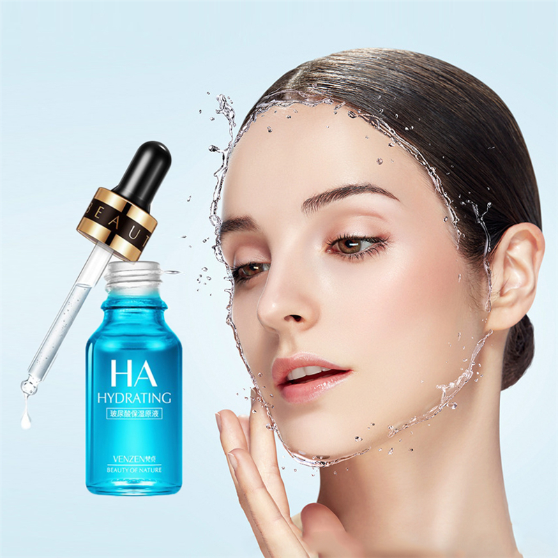 Hyaluronic Acid Serum Facial Acido Skin Care Essence Hyaluronic Assit Skin Face Serum Beauty Moisturizer Liquid Toner 15/ 100ML