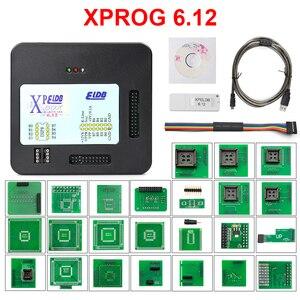 Image 5 - New XPROG V6.12 X PROG Box Xprog ECU Programmer Tool XProg ELDB V6.12 XPROG 6.12 XPROG M V6.12