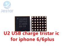 10 pièces/lot neuf ORIGINAL U1700 U2 usb chargeur charge tristar ic CBTL1610A2UK 1610A2 36 broches pour iphone 6 6plus