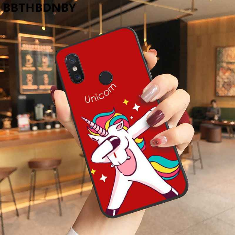 Xiaomi mi8 印刷塗装 TPU ソフトシリコン黒電話バンパー xiaomi 8 9 se Redmi 6 6pro 6A 4 × 7 注 5 7