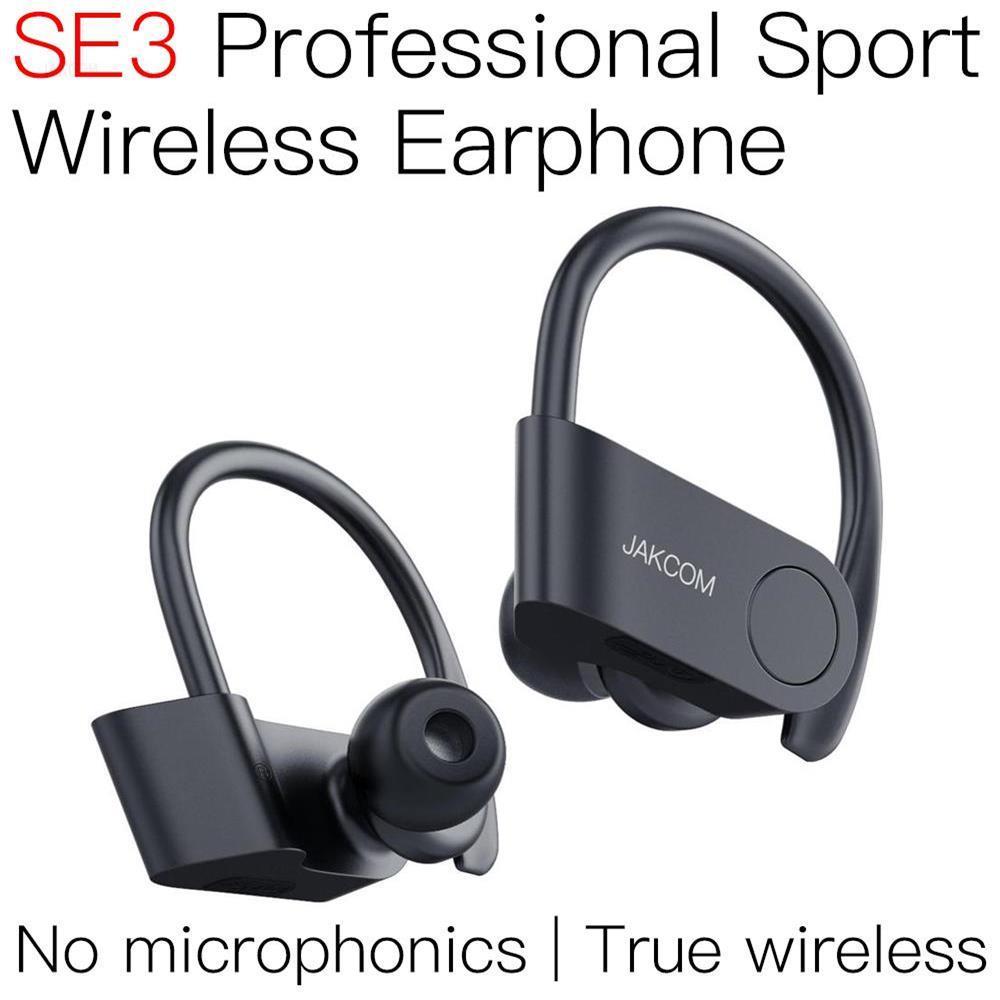 Jakcom SE3 Professional Sport Wireless Earphone as Earphones Headphones in headset casque auricular