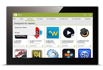 high quality touch wide screen all in one pc android 10.1