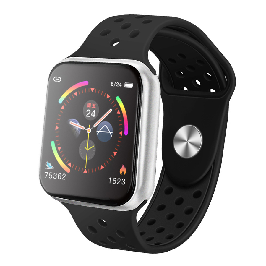F9 Smart Watches Bluetooth Heart rate Blood pressure Fitness tracker Smart Wristband Waterproof Sports smart bands for Women Men
