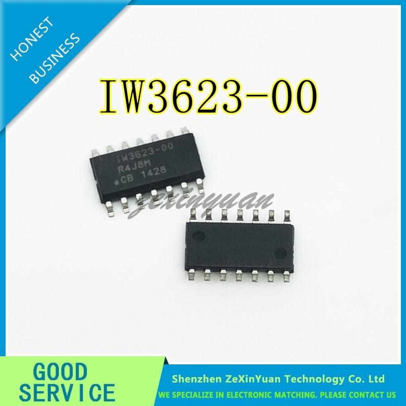 20PCS/LOT IW3623-00 IW3623 SOP-14  NEW