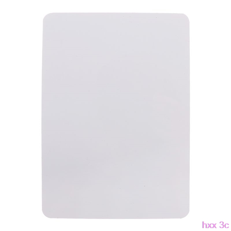 A5 Magnetic Whiteboard Dry Erase Fridge Drawing Recording Message Board Refrigerator Memo Pad 210x150mm| |   - AliExpress