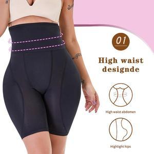 Image 1 - Minifaceminigirl Afslanken Schede Buik Vrouwen Butt Lifter Shapewear Panty Gewatteerde Dij Trimmer Afval Trainer Bindmiddelen En Shapers