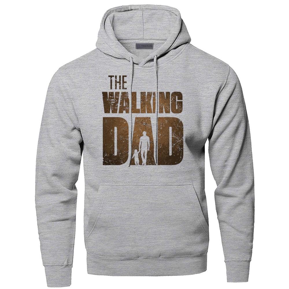 The Walking Dead Sweatshirts Hoodies Men Rick Grimes Hooded Sweatshirt Hoodie Winter Autumn Fleece Warm Horror Sportswear Mens