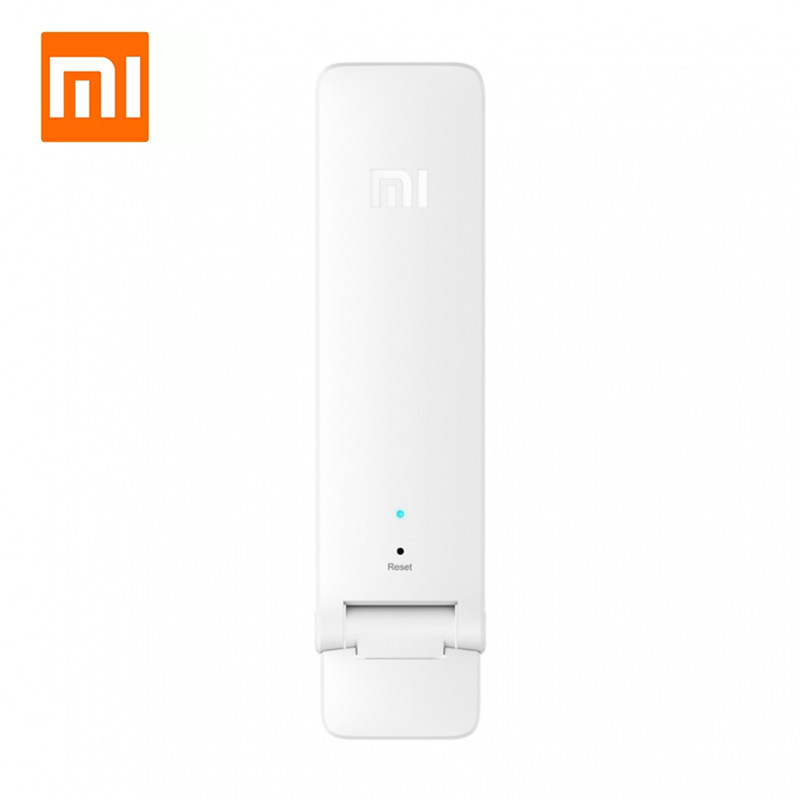 Original Xiaomi 2nd Amplifier Extender 300Mbps Wireless WiFi Repeater Network Wifi Router Extender Expander For Mi Router