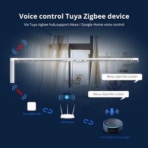 Image 5 - Tuya Zigbee 3.0 Hub Gaterway Wifi inteligentny dom most bezprzewodowy pilot zdalnego sterowania
