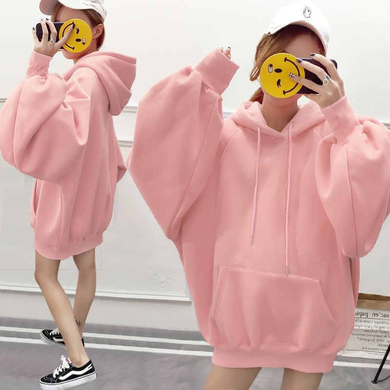 hoodies mulheres com capuz solida simples all jogo 04