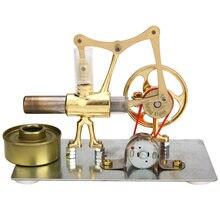 1 шт двигатель Стирлинга Балансирующий модель двигателя с тепловым