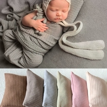 2019 pillow and wraps newborn photo props baby props for photography posing swaddle bebe fotografia infant studio accessories недорого