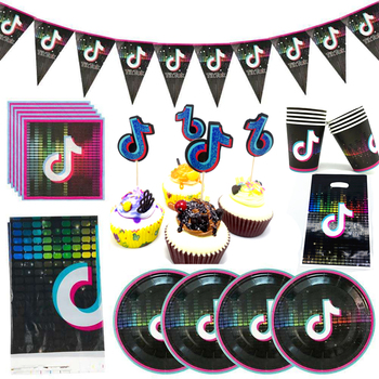 85 шт./лот видео тема баннер для торта на день рождения вечерние салфетки флаги пластин чашки украшения Дети сувениры подарки сумки скатерть|Одноразовая посуда для вечеринок|   | АлиЭкспресс