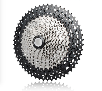 Mountain bike flywheel 8 9 10 11 speed 36 40 42 46 50 52T cassette transmission gear image