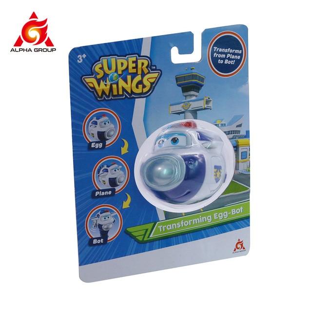 трансформирующая игрушка «супер крылья» 5 видов катапульта мини фотография