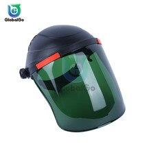 Soldering Safety Protective Mask Welding Helmet Tool Electric Welder Full Face Hat Cap Adjustable