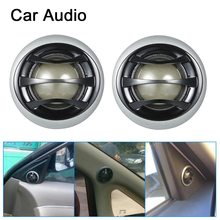 2 Inch 150W Micro Dome Car Tweeters with Built-in crossover Auto Car