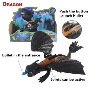 SPIN MASTER LTD cómo entrenar a tu dragón anime figuras de acción juguetes para niños regalo