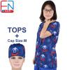 Hennar scrubs nursing scrubs women scrubs nurse scrub uniformes medicos para mujer Scrub Tops+ caps