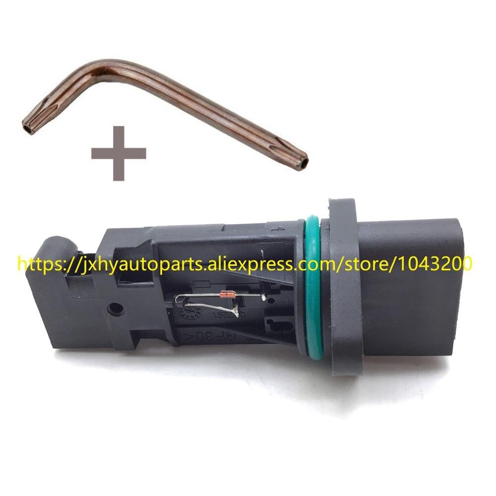 0280218010 Mass Air Flow Meter Maf Sensor For Land Rover Discovery Range Rover 3.9L 4.0L 4.8L V8 OE#  MHK100800