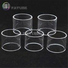 5pcs FATUBE glass Cigarette Accessories for Ehpro Billow X V2 NANO V2.5 V3 plus Pyrex glass tank