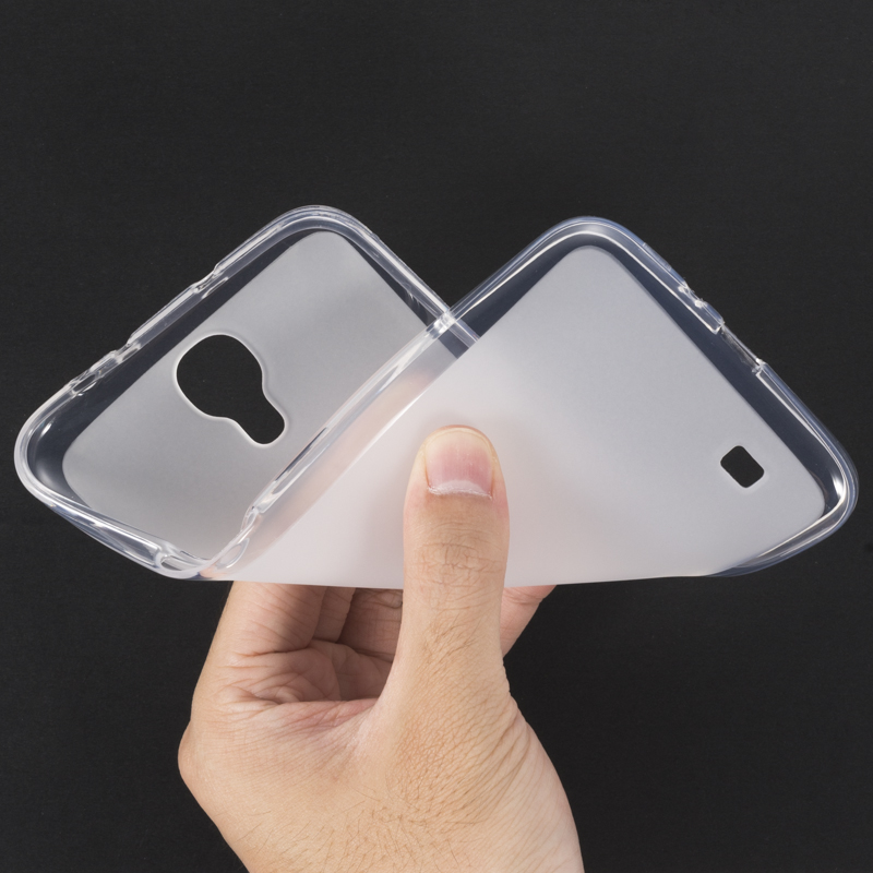 Gel Pudding Silicone Protective Back Shell For Samsung Galaxy Mega 6.3 I9200 12
