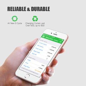 Image 4 - WST オリジナルバッテリー apple の iphone 6S のための高容量 2200 2800mah の交換用電池 iPhone6S 送料無料でツールステッカー