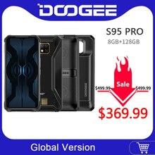 IP68/IP69K DOOGEE S95 Pro Helio P90 Octa Core 8GB 128GB Modular Rugged Mobile