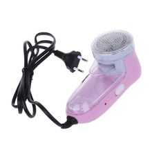 Electric Clothes Lint Remover Fabrics Trimmer Sweater Pill Fluff Fuzz Shaver U1JE lint remover portable electric clothes pill fluff 220 240v fabrics sweater fuzz shaver machine to remove